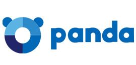 Panda seguridad logo