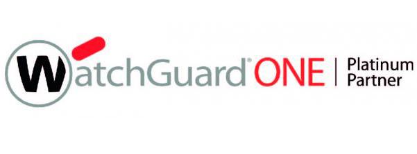 watchguard one platinum partner
